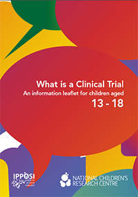 WhatIsAClinicalTrial 13-18 PDFCoverPage